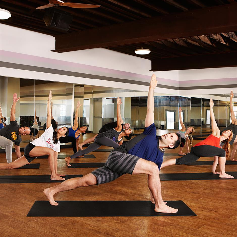 Crunch Fitness - Westmount - Edmonton, AB T5M 3L7 - (780)784-1822 | ShowMeLocal.com
