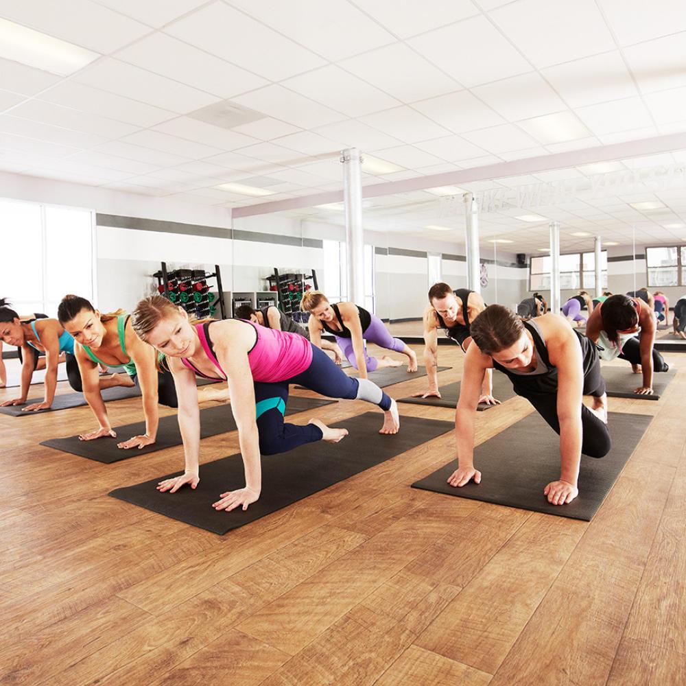 Crunch Fitness - Brampton South