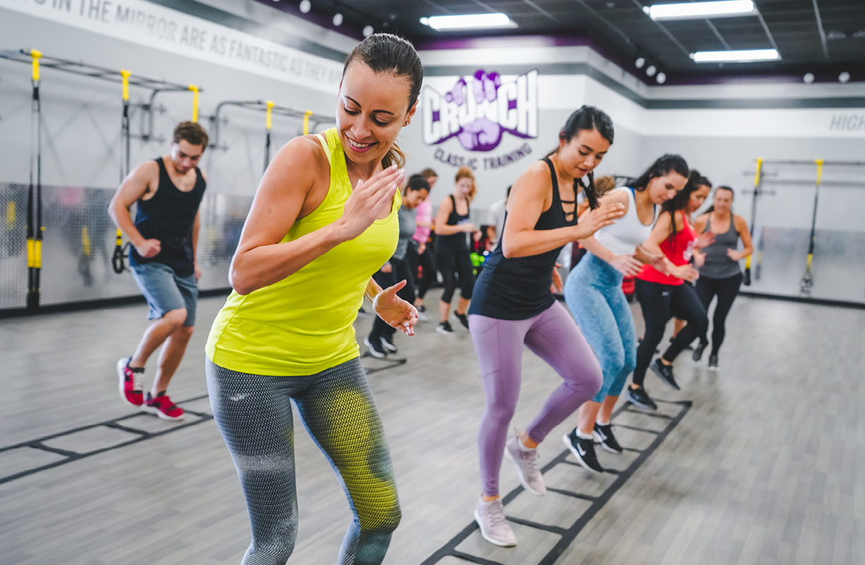 Crunch Fitness - San Lorenzo