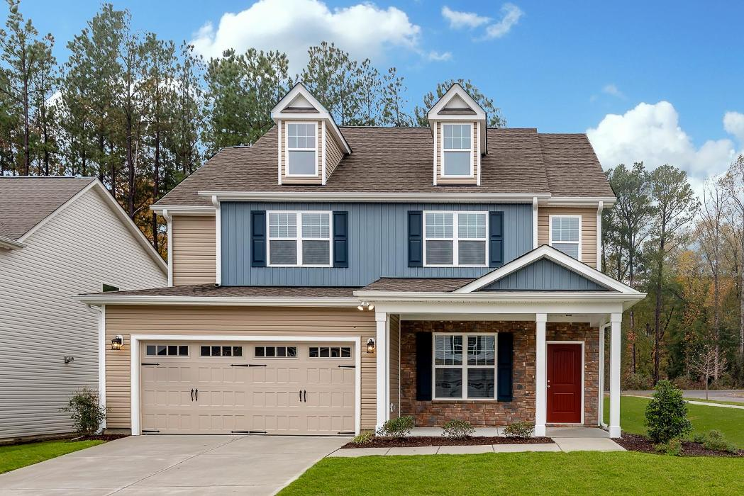 LGI Homes - Brinley Manor - Raleigh, NC