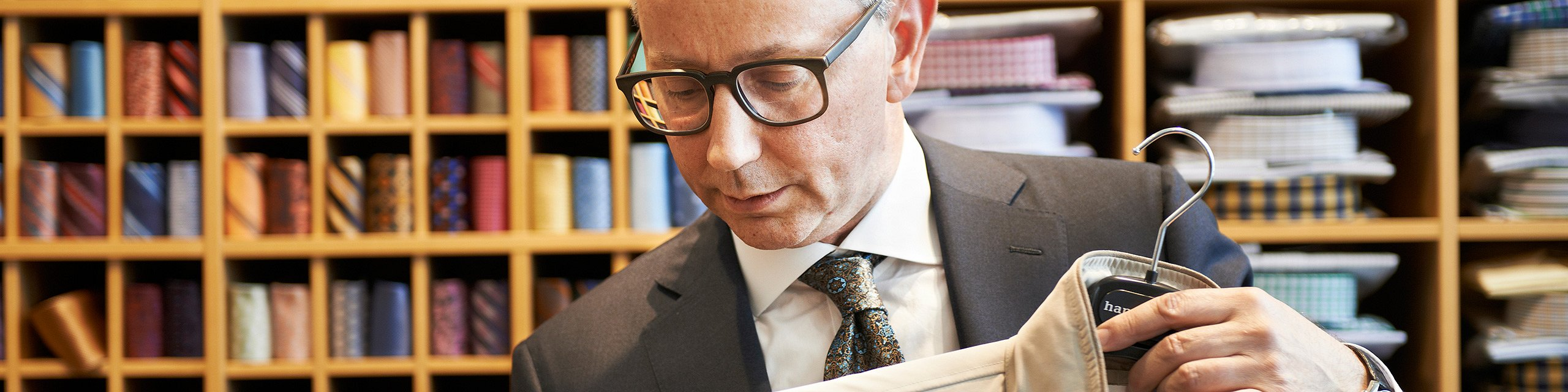 Hangartner Herrenmode AG