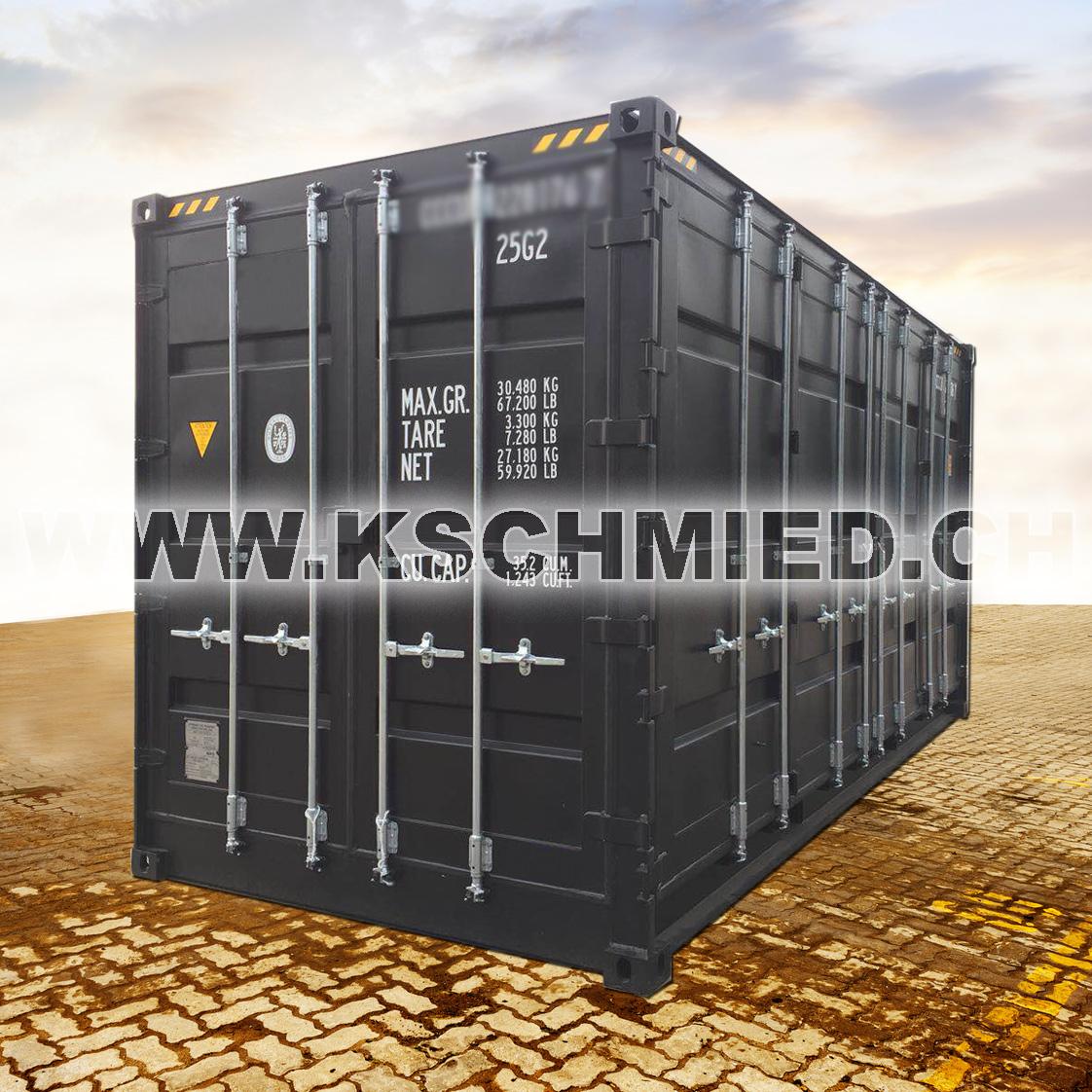 SCHMIED K. int. Transporte & Handels AG