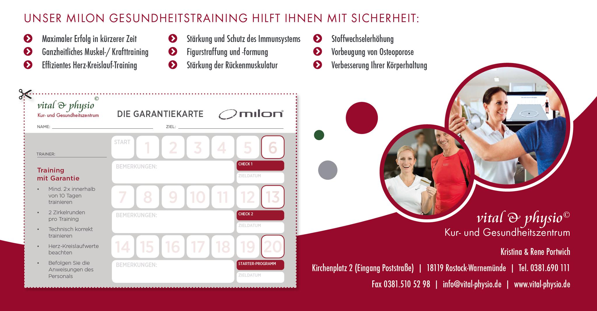 vital & physio GmbH