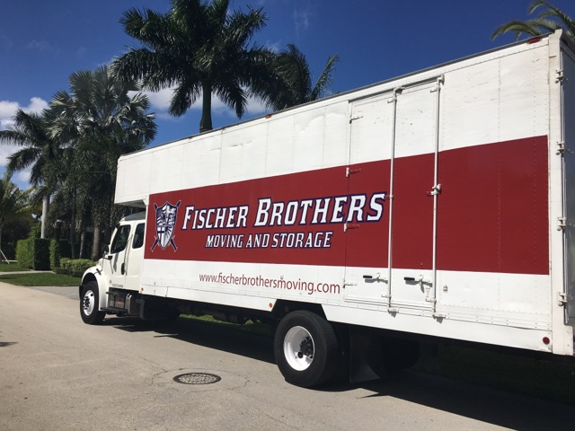 Fischer Brothers Movers of Palm Beach, Inc.
