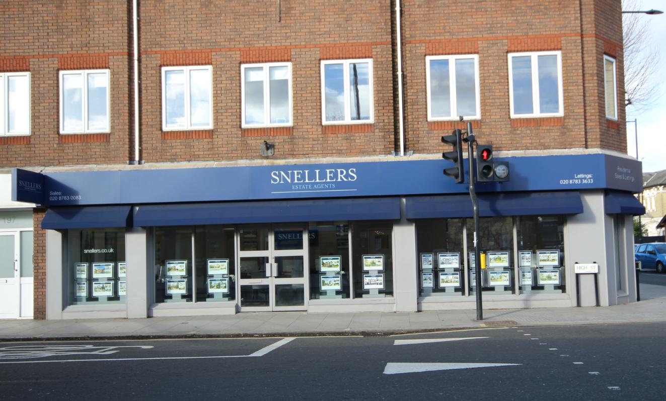 Snellers Hampton Estate Agents - Hampton Hill, London TW12 1NL - 020 8783 0083 | ShowMeLocal.com