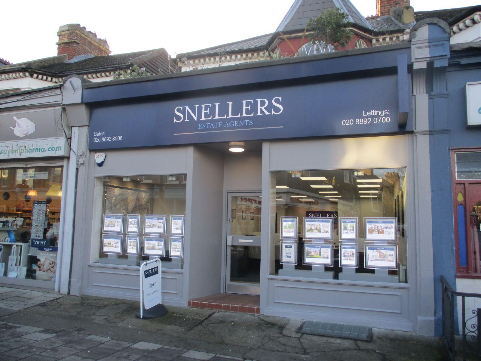 Snellers St Margarets Estate Agents - Twickenham, London TW1 3EH - 020 8892 8008 | ShowMeLocal.com