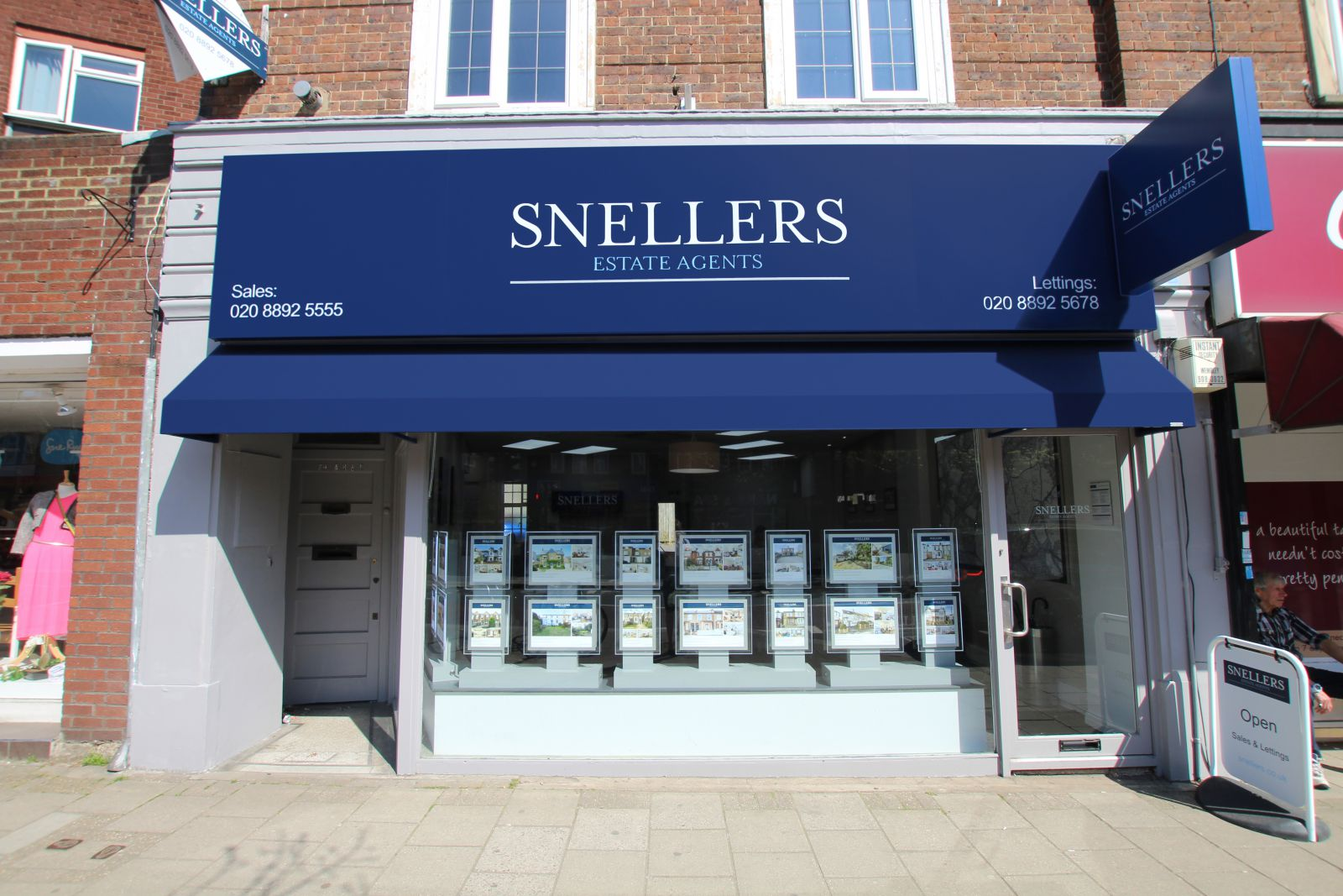 Snellers Twickenham Estate Agents - Twickenham, London TW1 4BW - 020 8892 5555 | ShowMeLocal.com