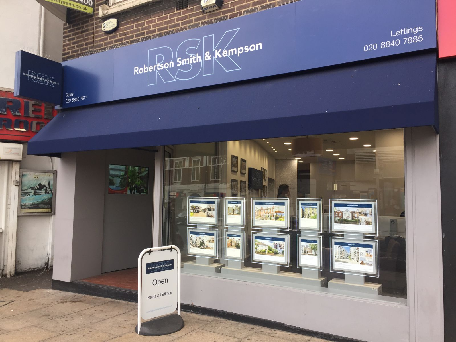 Robertson Smith & Kempson Ealing Estate Agents