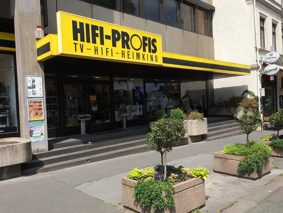 Hifi-Profis Wiesbaden, Rheinstraße in Wiesbaden