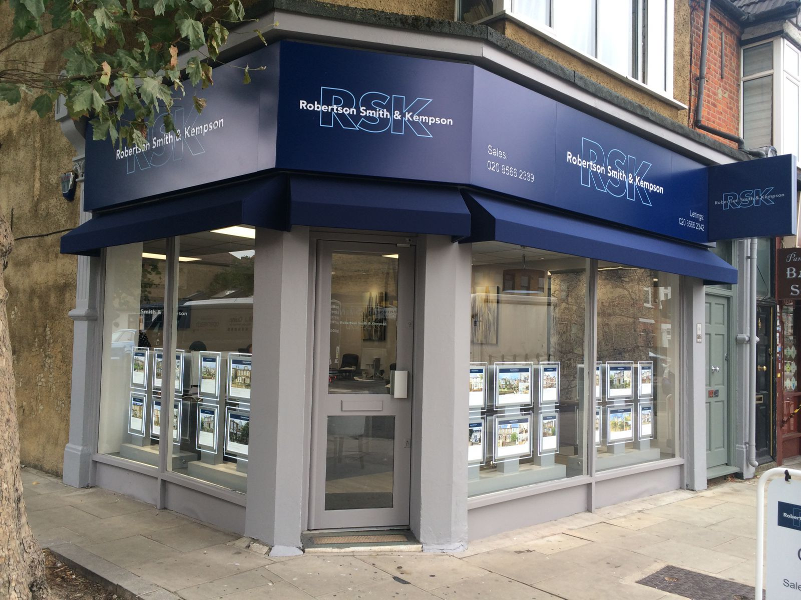 Robertson Smith & Kempson Hanwell Estate Agents