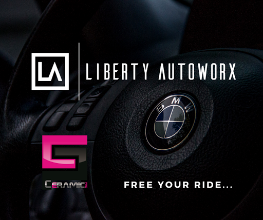 Liberty Autoworx | Powered by Ceramic Pro - Edmonton, AB T5B 1G9 - (780)900-8685 | ShowMeLocal.com