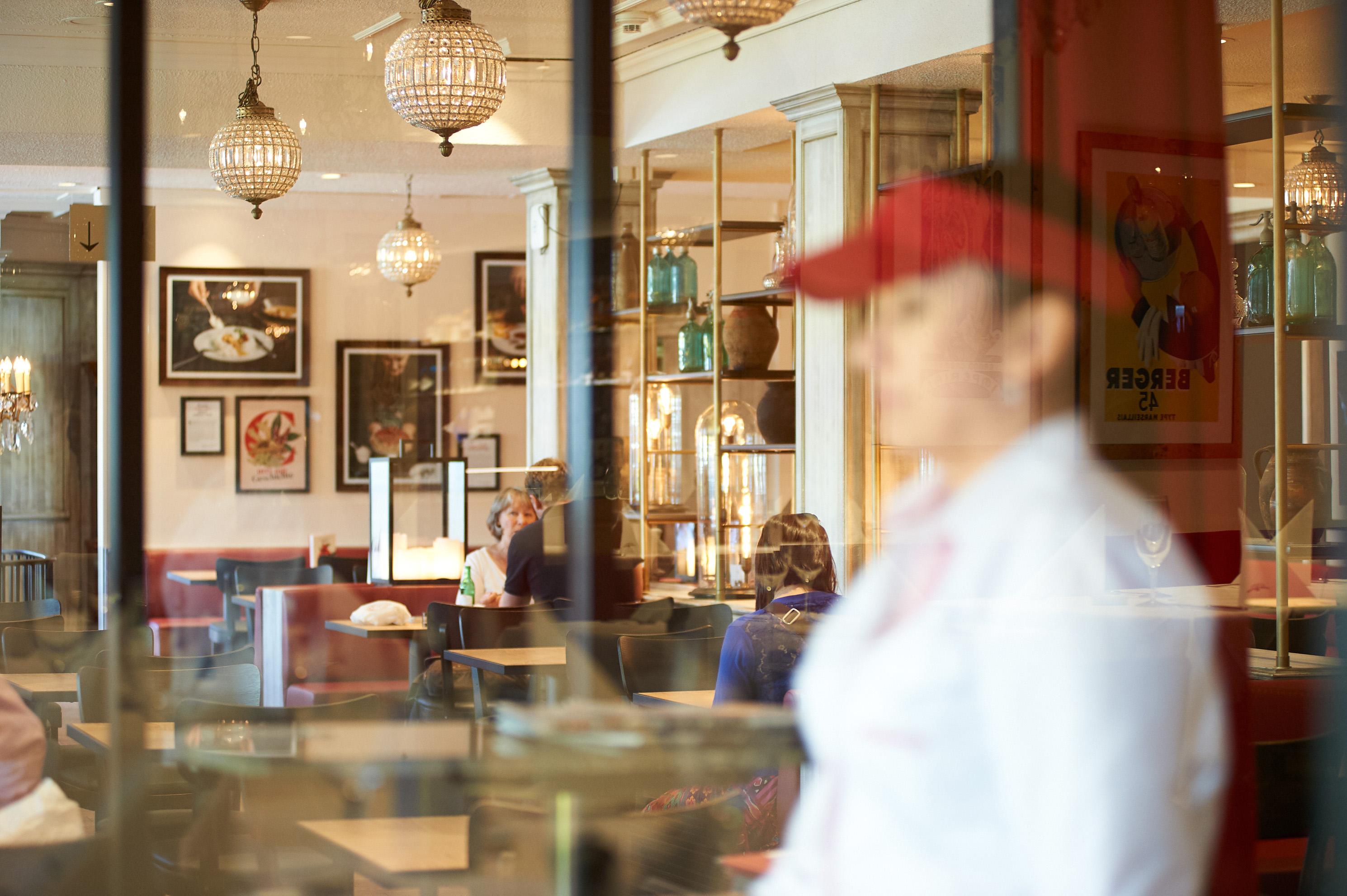 Mövenpick Brasserie Baselstab