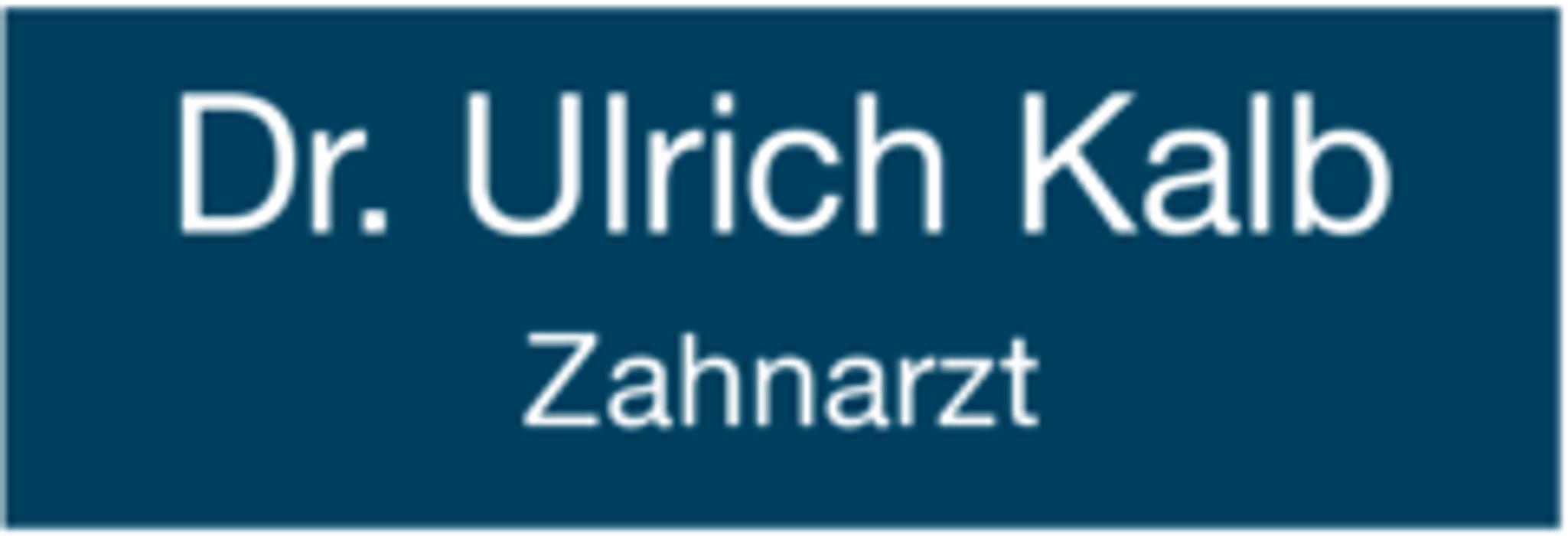 Bild zu Herr Dr. med. dent. Ulrich Kalb - Zahnarztpraxis in Augsburg