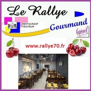 Le rallye Gourmand Restaurant Traiteur - Luxeuil les Bains France