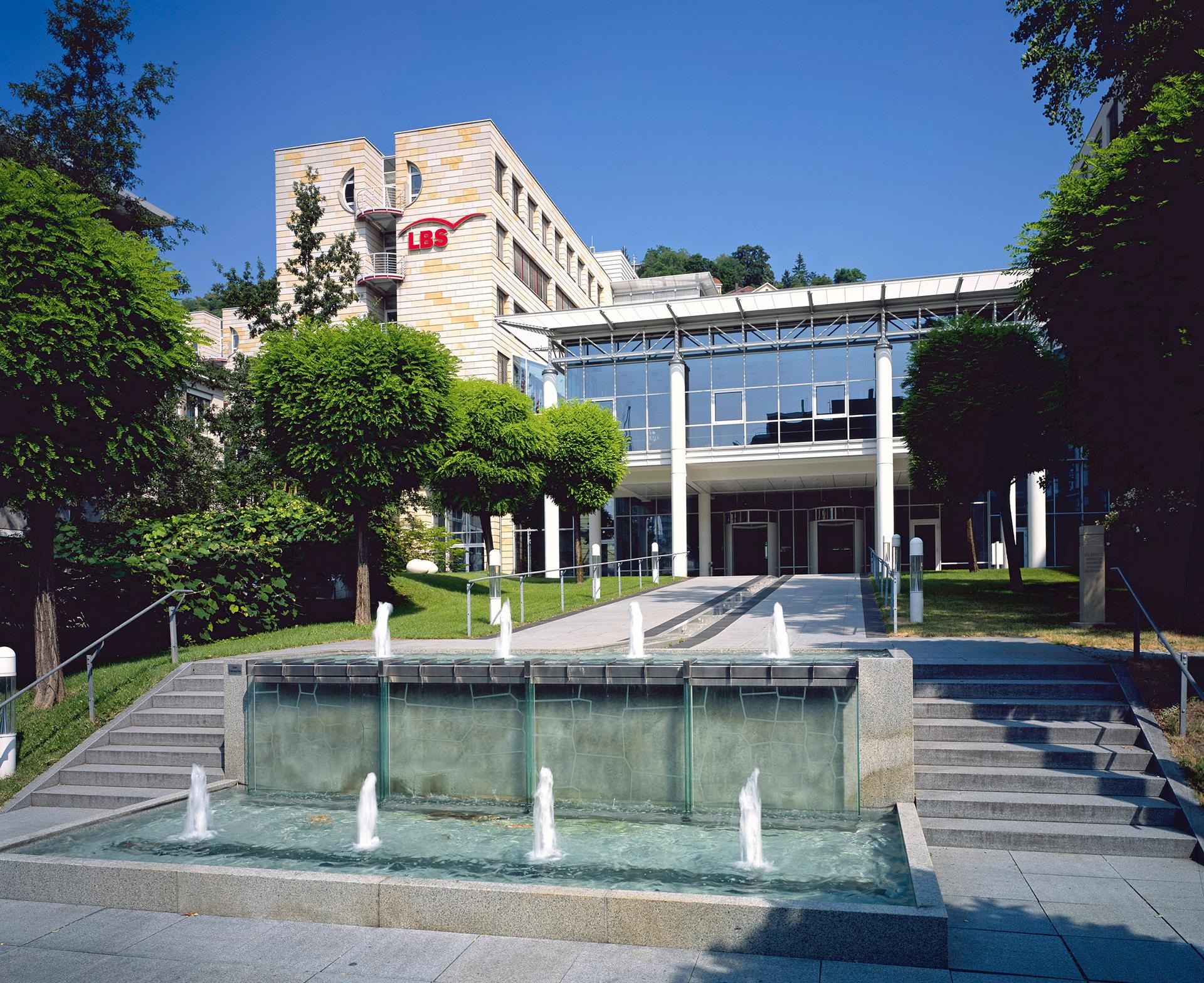 LBS Südwest Dienstleistungszentrum