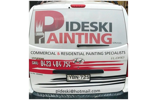 Pideski painting services - Boorooma, NSW 2650 - 0423 404 754 | ShowMeLocal.com