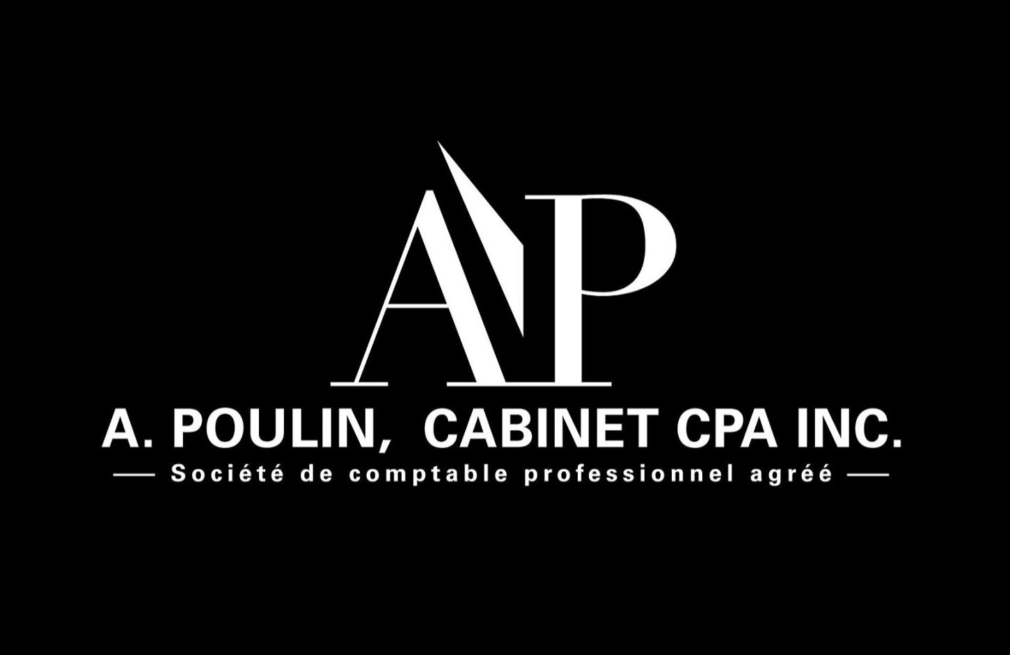 A. Poulin CPA inc. | Comptable Professionnel Agréé
