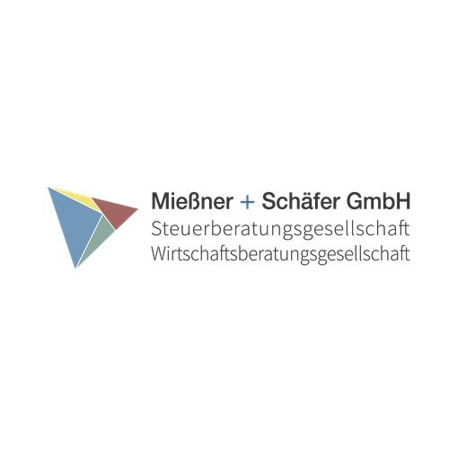 Mießner + Schäfer GmbH Steuerberatungs- u. Wirtschaftsberatungsgesellschaft Logo