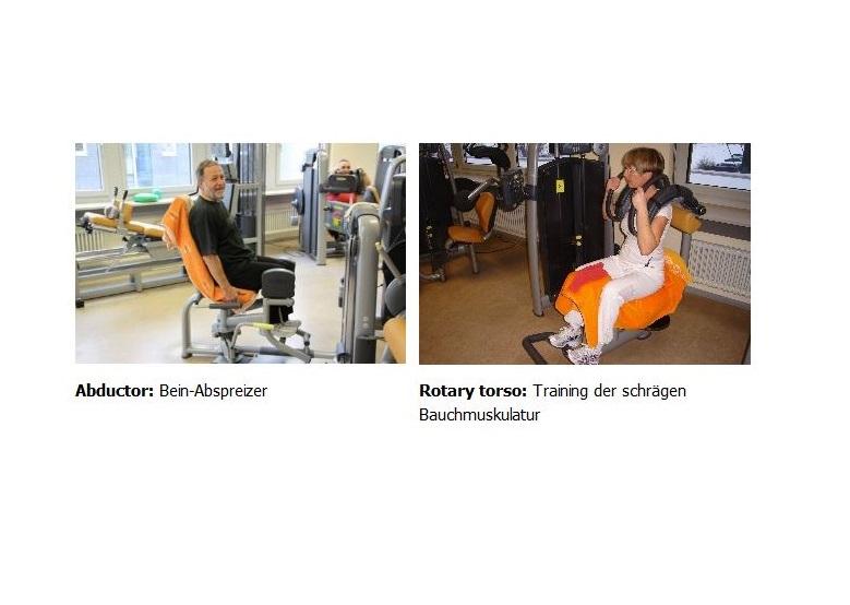 N. Rentschler, Physiotherapie und Medizinische Fitness
