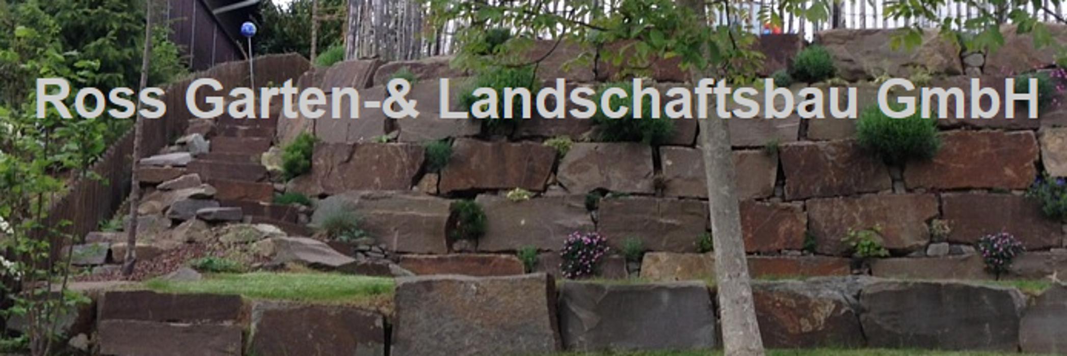Bild zu Ross Garten- & Landschaftsbau GmbH in Königswinter