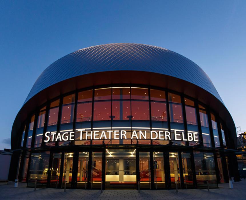 Bild zu Stage Theater an der Elbe in Hamburg