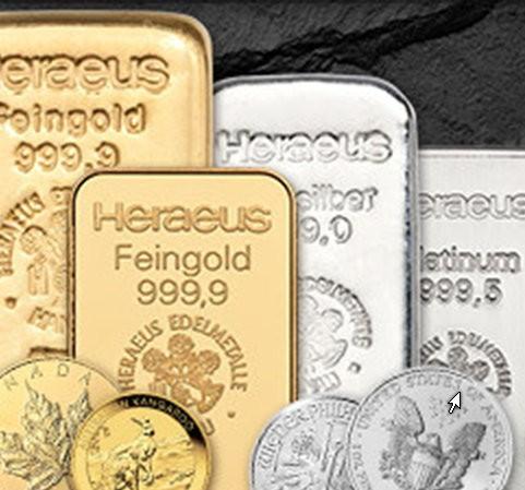 Edelmetalle - Gold / Silber - und Strategische Metalle Josef Engels