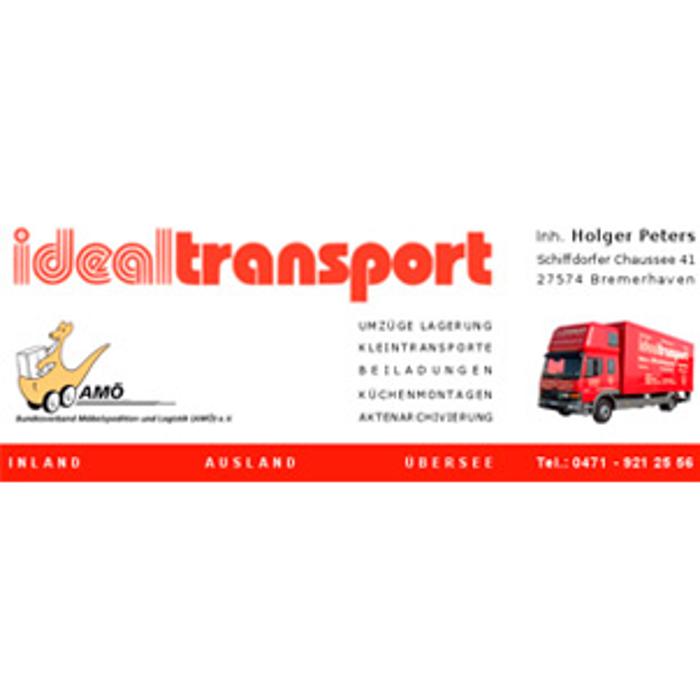Bild zu Idealtransport Inhaber Holger Peters in Bremerhaven