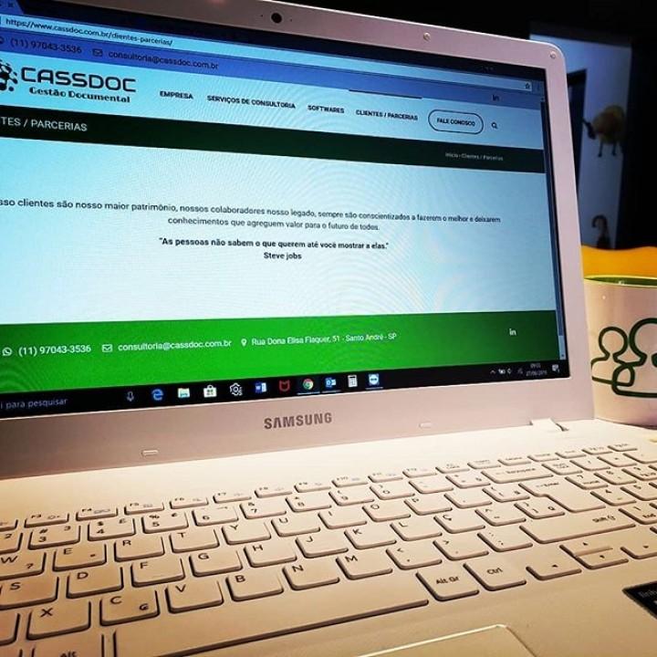 CASSDOC - Gestão Documental