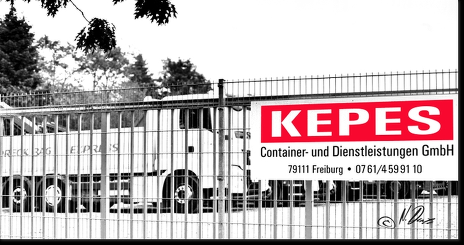 KEPES Container und Dienstleistungen GmbH