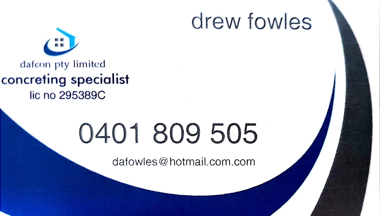 Dafcon Pty Ltd Newcastle