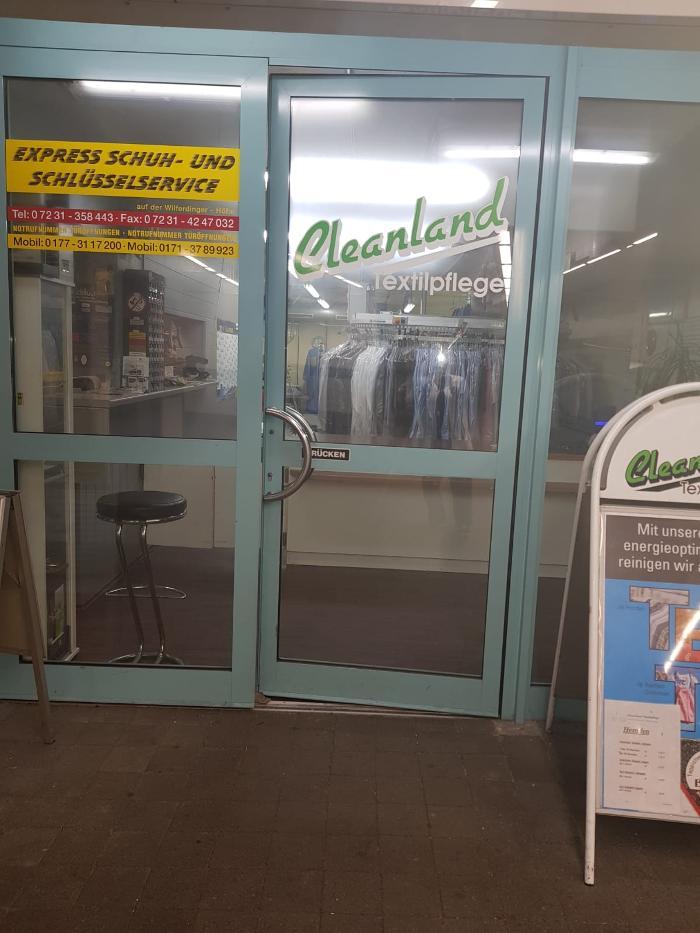 Bild zu Cleanland Textilpflege in Pforzheim