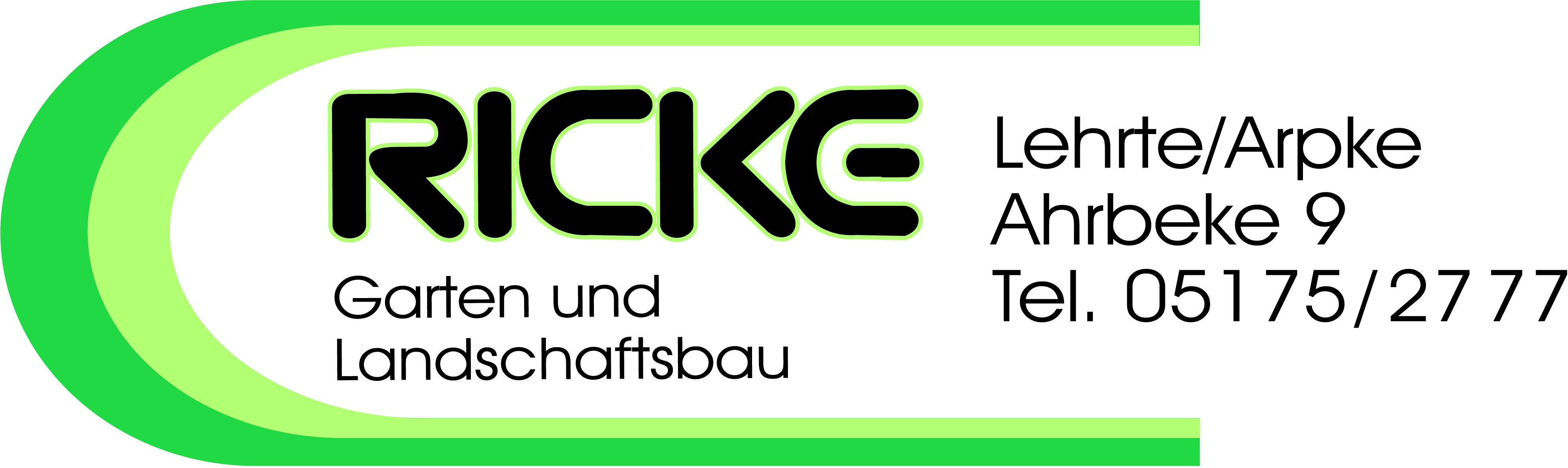 Ricke Garten u. Landschaftsbau Inh. Marcel Brümann