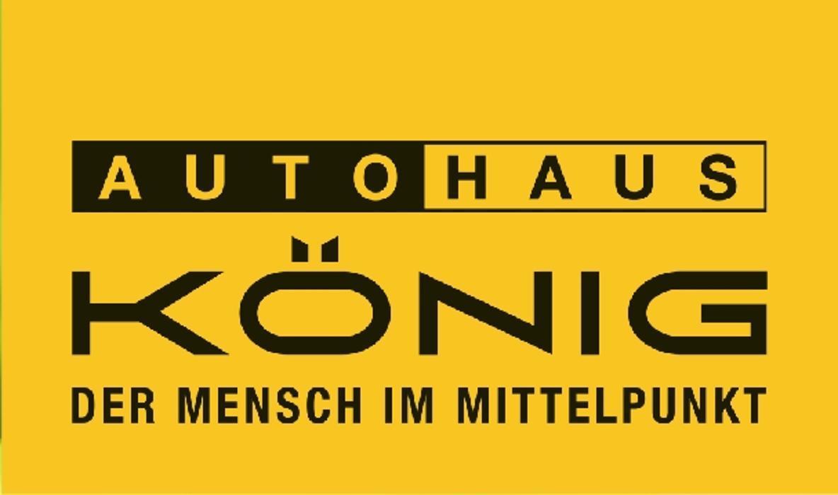 Logo von Autohaus König Schönebeck - Dienst- & Jahreswagen