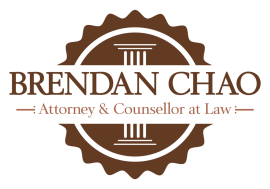 Brendan Chao - Attorney & Counsellor at Law Logo