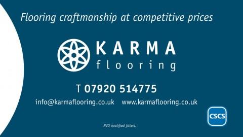 karma flooring