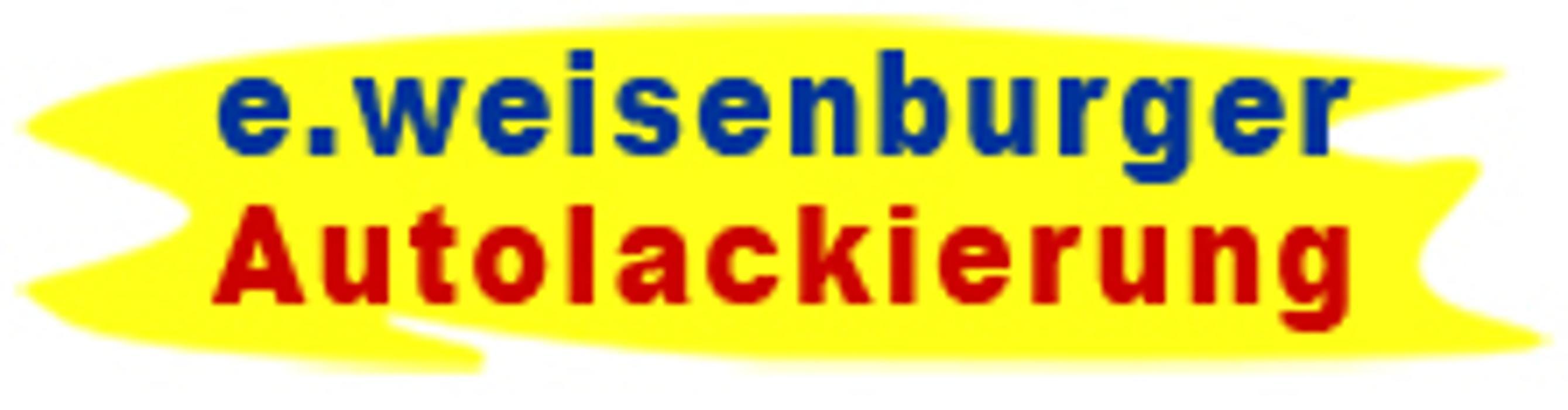 Bild zu e.weisenburger Autolackierung & mehr in Karlsruhe