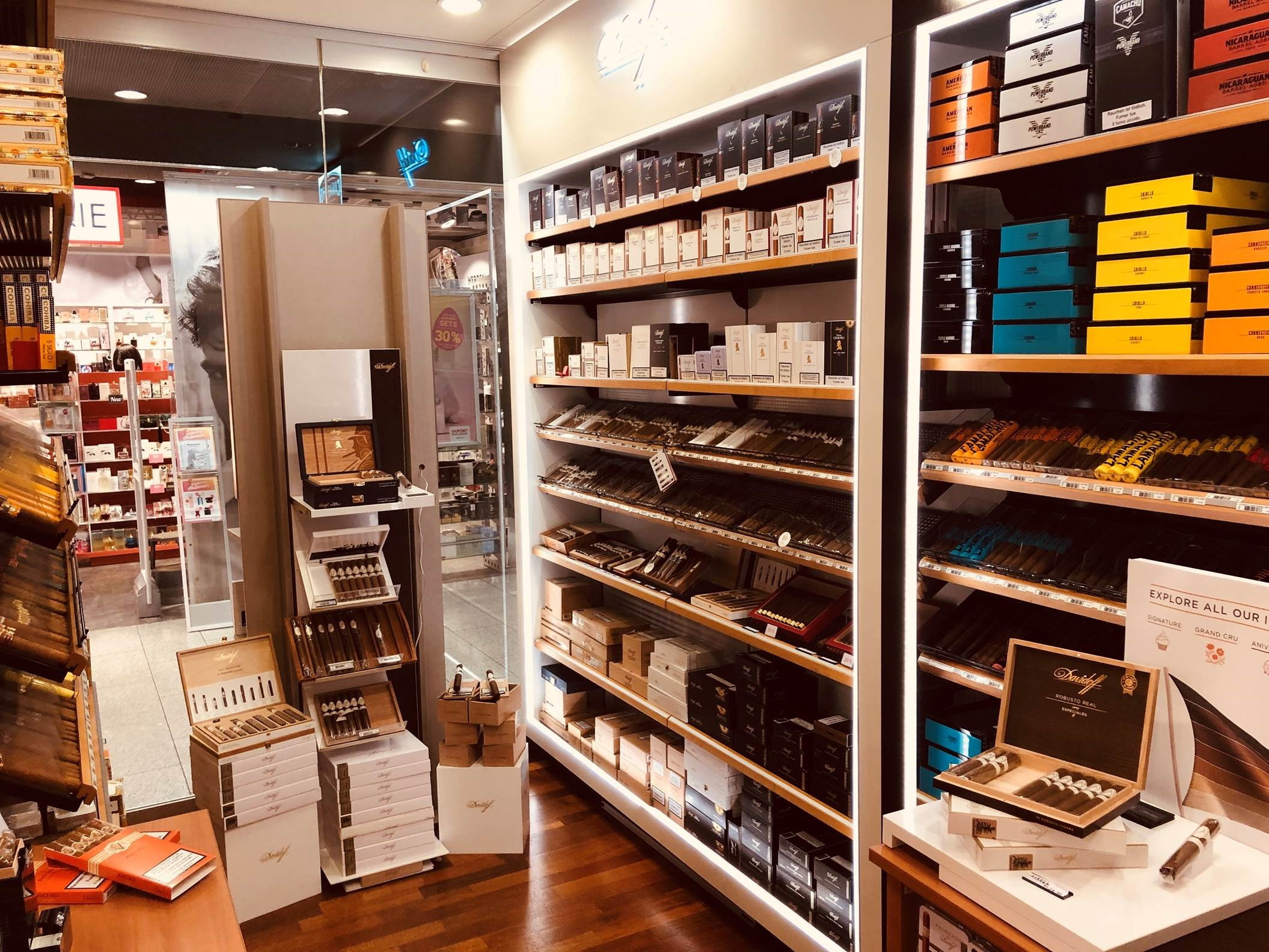 Nägeli zum Tabakfass by Zigarren Dürr