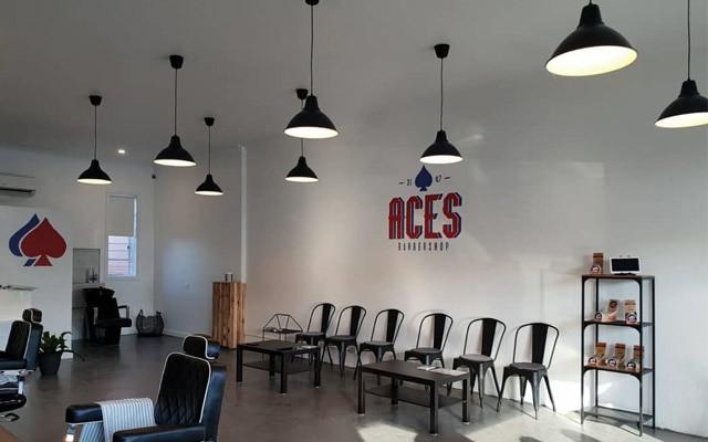 Aces Barbershop Ashwood (03) 9886 0417