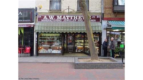 A. W. Matthews Ltd