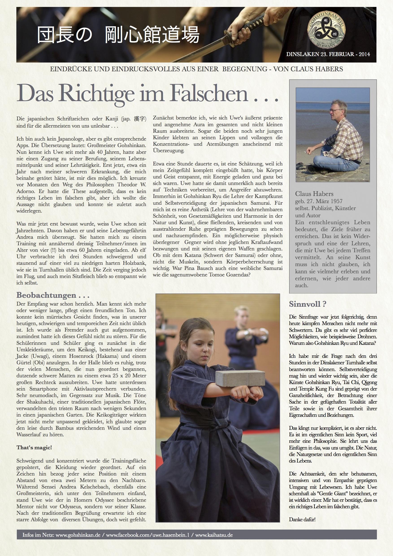 Kaihatsu Deutsche Gesellschaft für persönliche Entwicklung, Coaching und Kampfkünste e.V.
