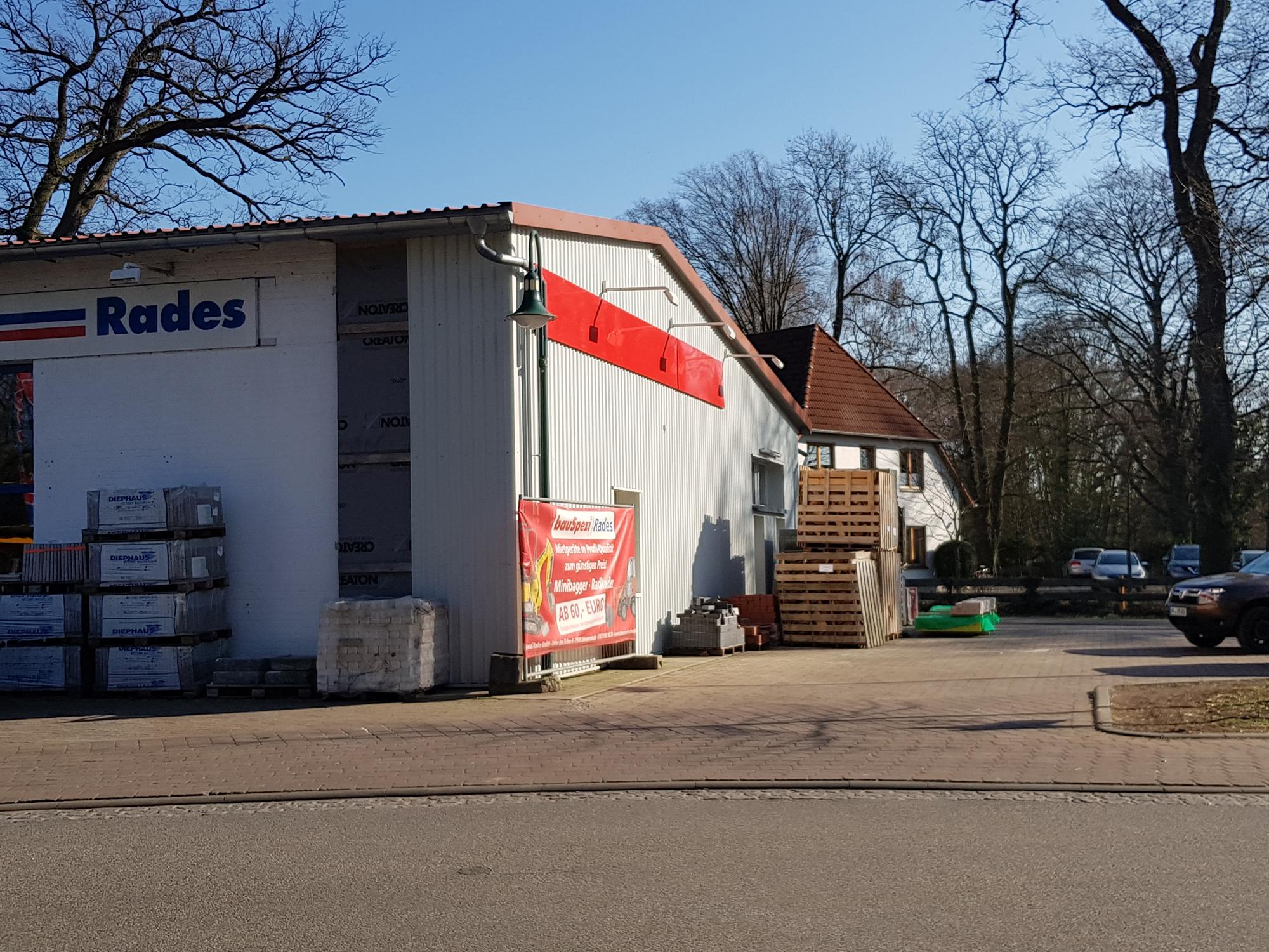 bauSpezi Rades GmbH