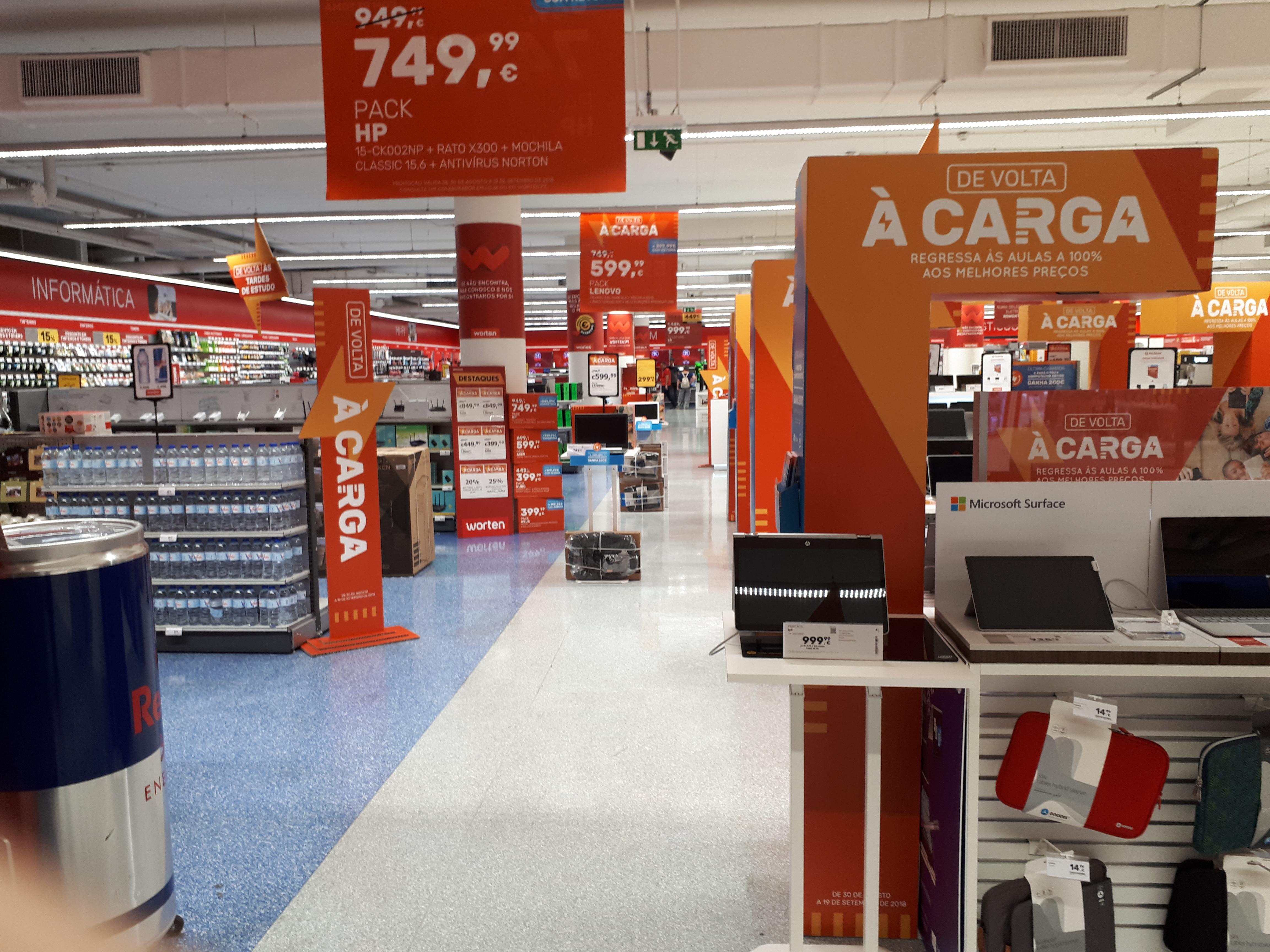 Worten - Mobile Coimbra Estádio