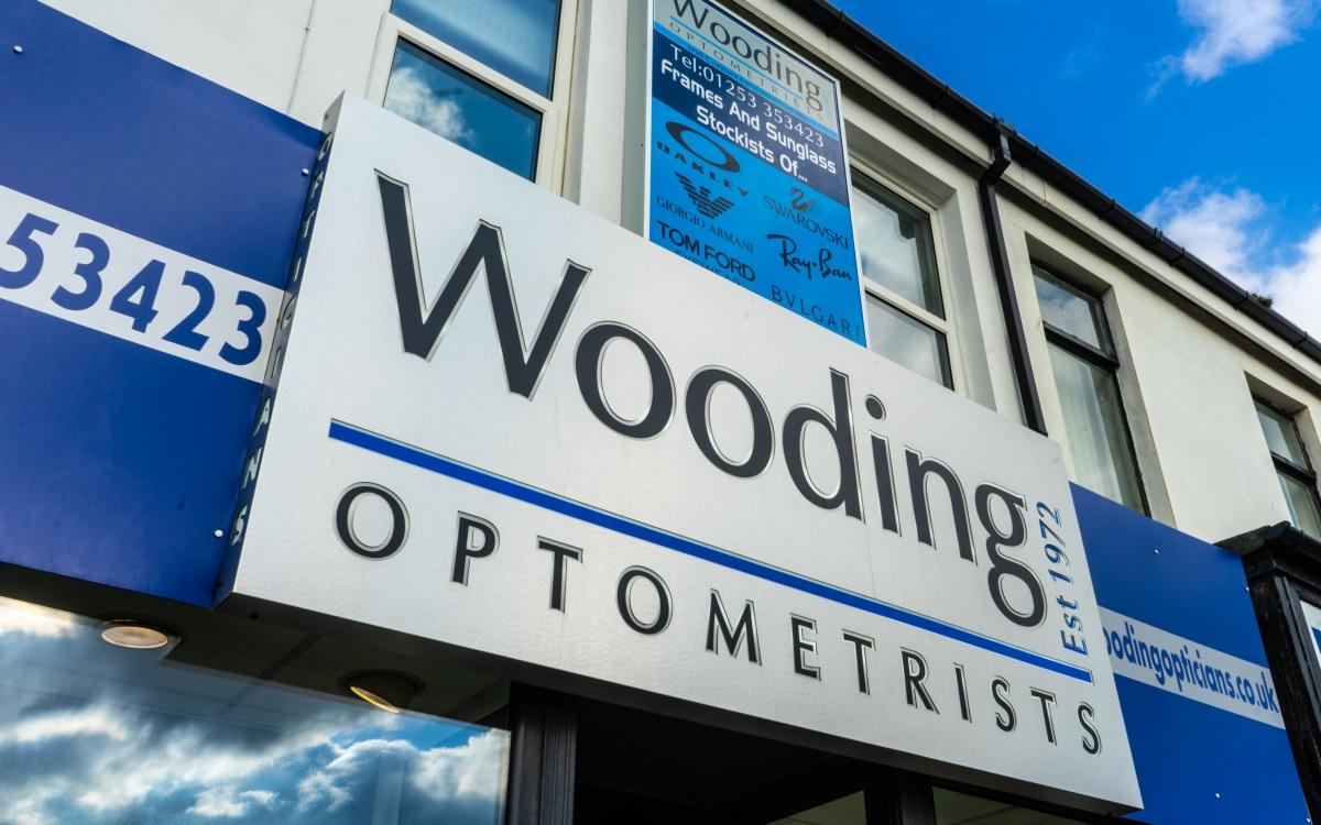 Wooding Optometrists - Blackpool, Lancashire FY2 9HZ - 01253 353423   ShowMeLocal.com