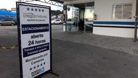 Unique Parking Estacionamentos