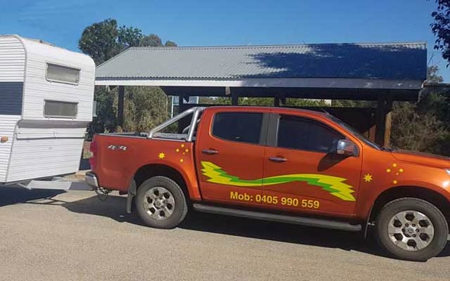 Downunder Taxi Trucks and Couriers - Pyalong, VIC 3521 - 0413 884 793 | ShowMeLocal.com