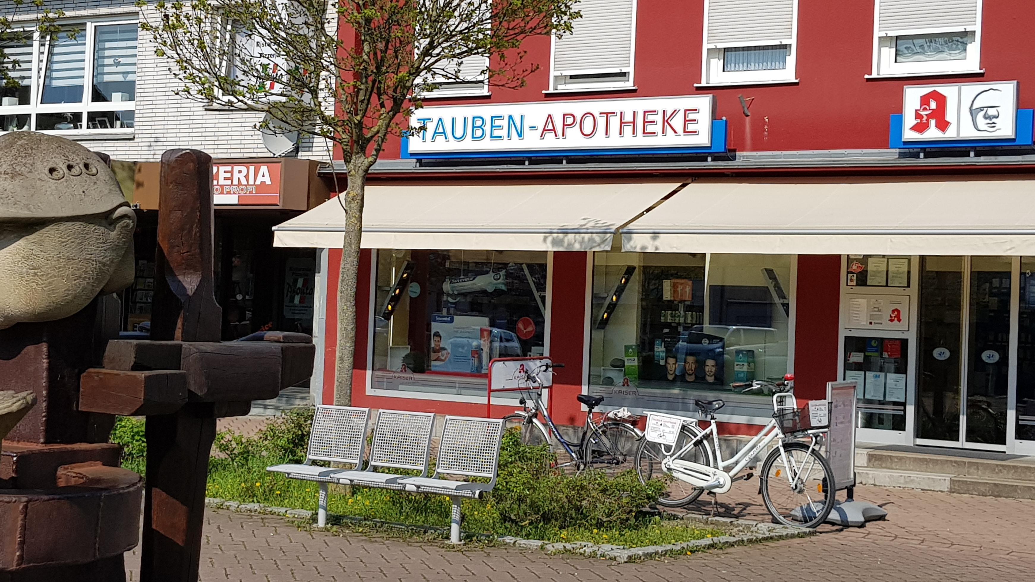Tauben - Apotheke, Markt Königsborn in Unna
