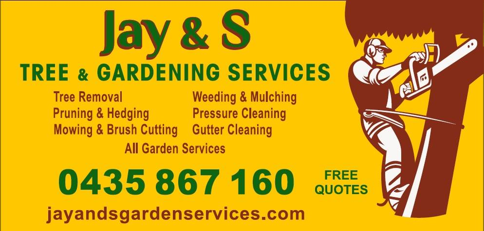 Jay & S Tree & Garden Services - Rockhampton, QLD 4701 - 0435 867 160 | ShowMeLocal.com