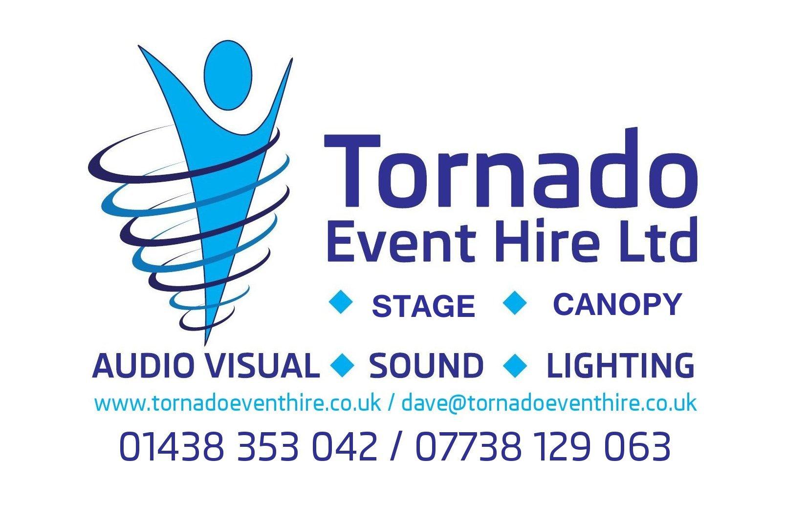 Tornado Event Hire