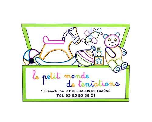 LE PETIT MONDE DE TENTATIONS store