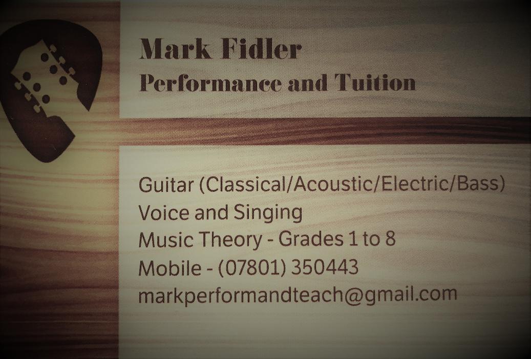 Mark's Music Service - Heanor, Derbyshire DE75 7SU - 07368 297054   ShowMeLocal.com